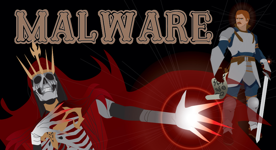 Malware campaign image