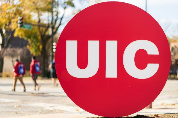 UIC Red Logo