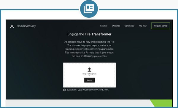 Ally File Transformer Tutorial