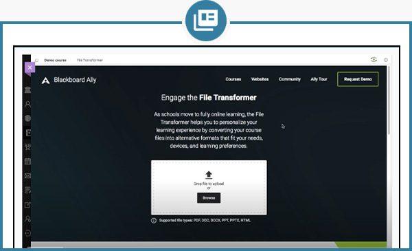 Ally File Transformer Tool