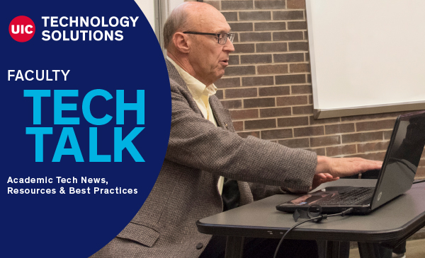 Faculty Tech Talk image