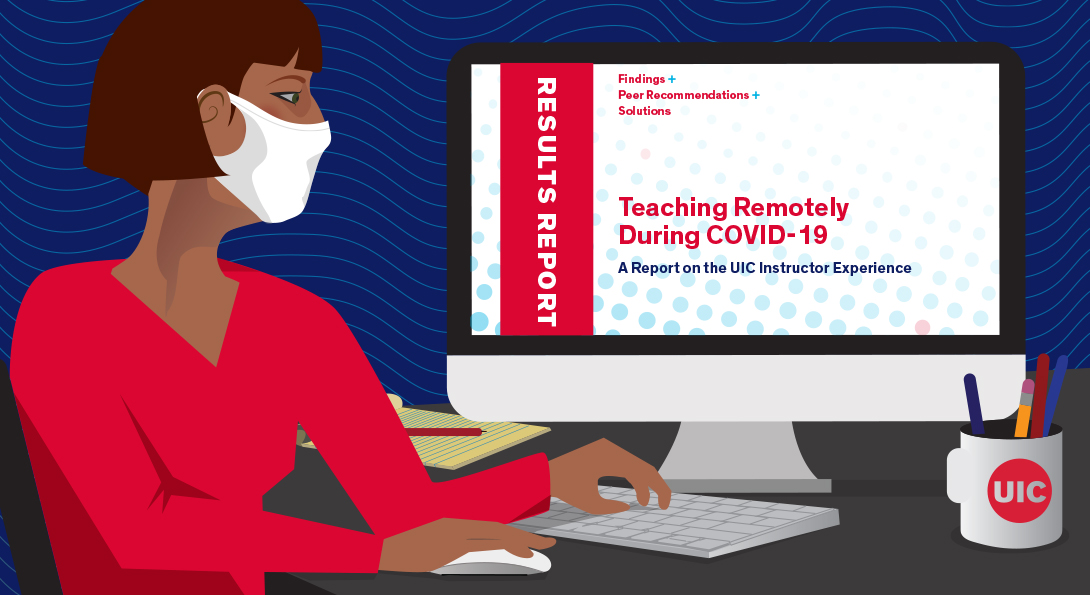 Teaching Remotely Survey Results Report