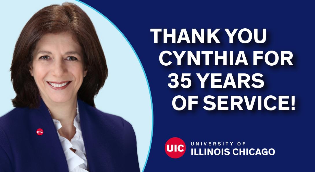 Thank you, Cynthia!