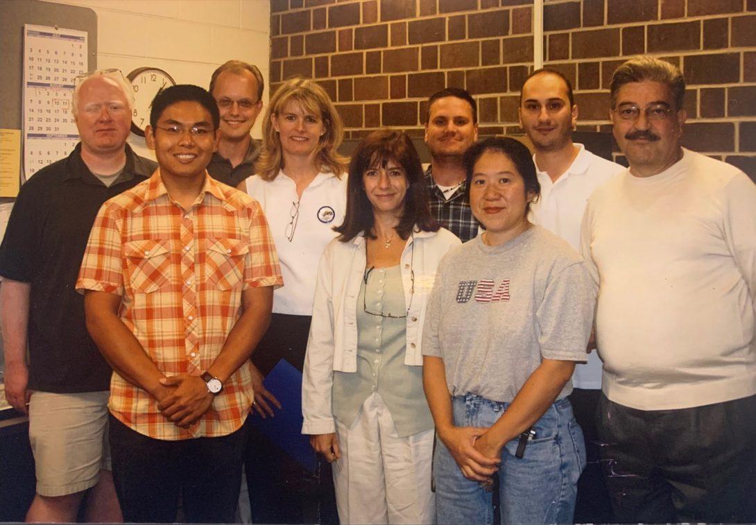 Cynthia & Team