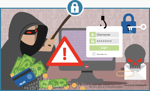 the many ways you can be compromised online