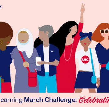 LinkedIn Learning March Challenge News Image