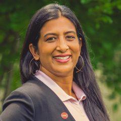 Radhika Shah Reddy:Interim Director, Software Development and Delivery