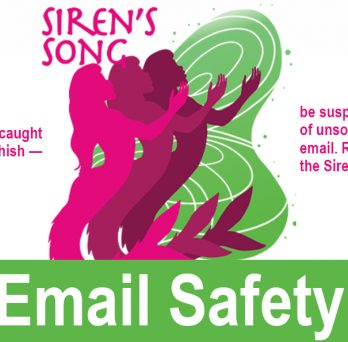 Email Safety Banner