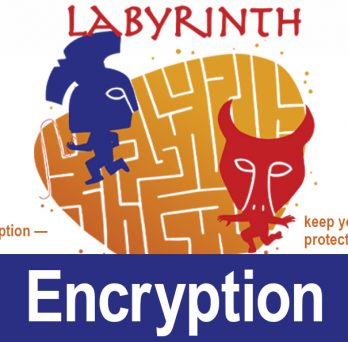 Use Encryption. Keep your data protected!