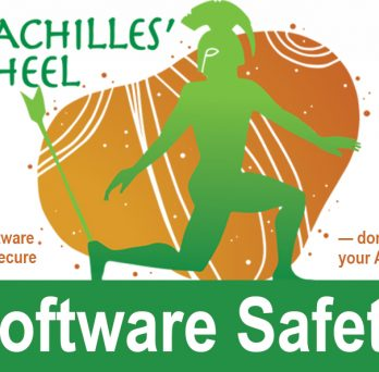 Keep your software updated and secure! Don't let it be your Achilles' heel.