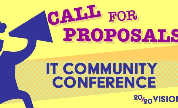 Call for proposals for UIC IT Community Conference