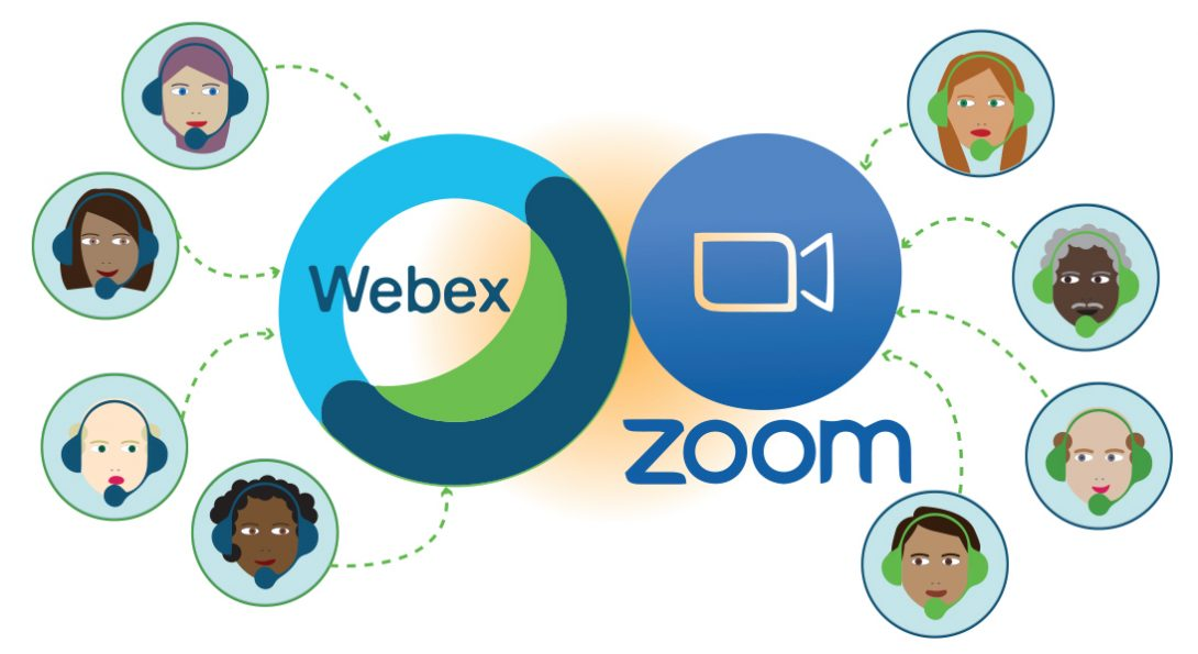 Online Meetings with Webex & Now...Zoom! | Academic Computing and ...