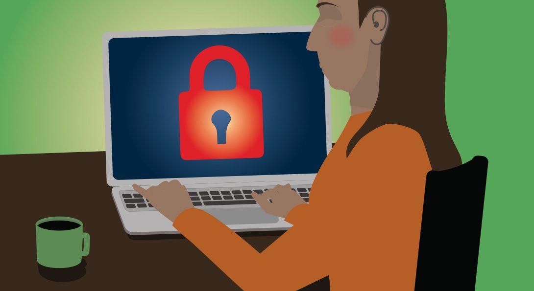 Lock Computer image