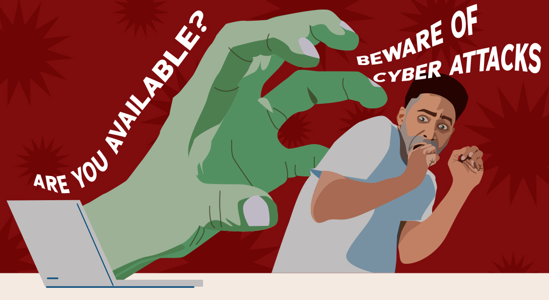 Beware of Cyber Security Attacks on UIC Local, & International Students, Faculty & Staff!